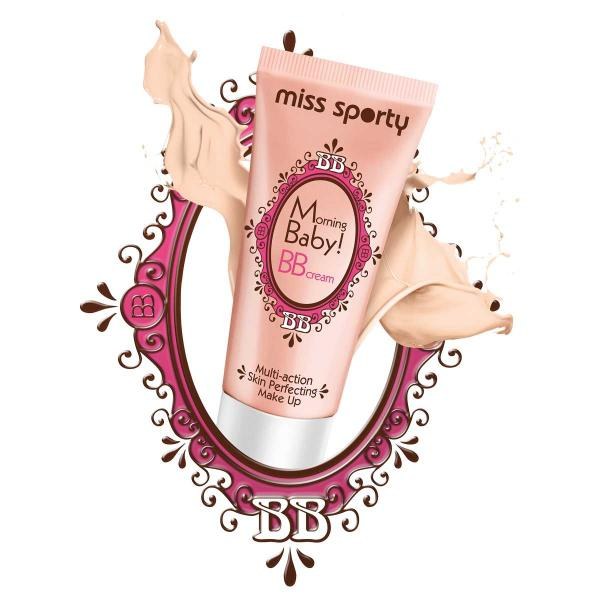 BB Cream Miss Sporty Morning Baby - 001 Nude Radiance-big