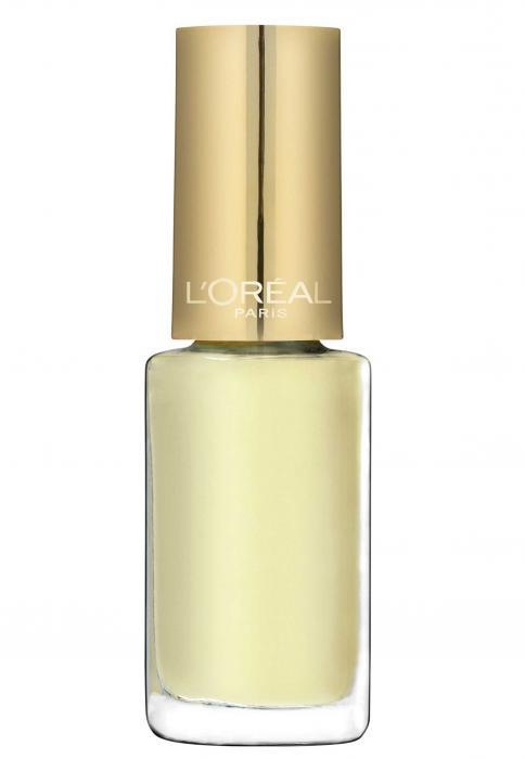 Lac de Unghii Mini L'OREAL Color Riche - 850 Lemon Meringue-big