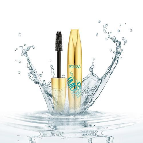 Rimel Astor Big & Beautiful Boom Waterproof - Black-big