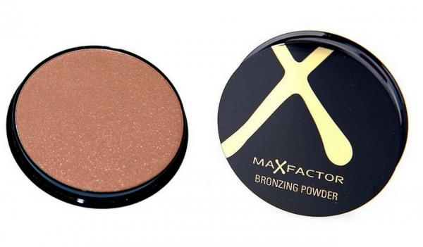Pudra Bronzanta Max Factor Bronzing Powder- 01 Golden-big