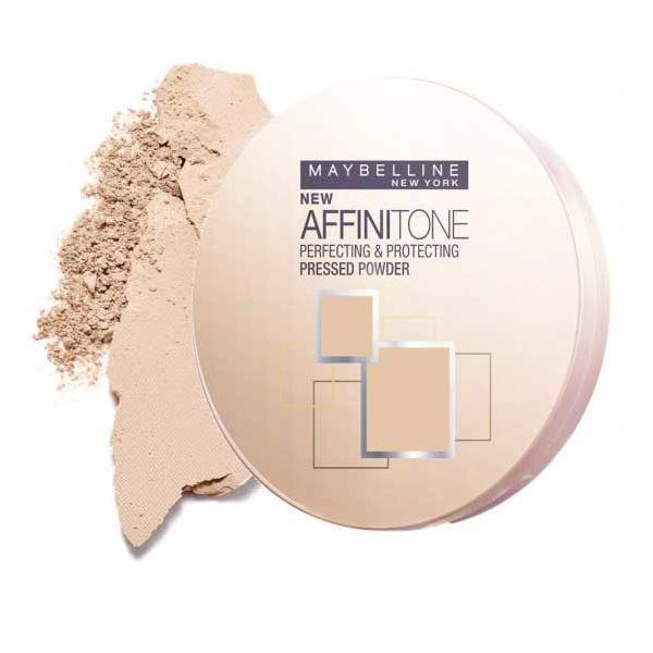 Pudra Compacta MAYBELLINE Affinitone Powder - 17 Rose Beige, 9g-big