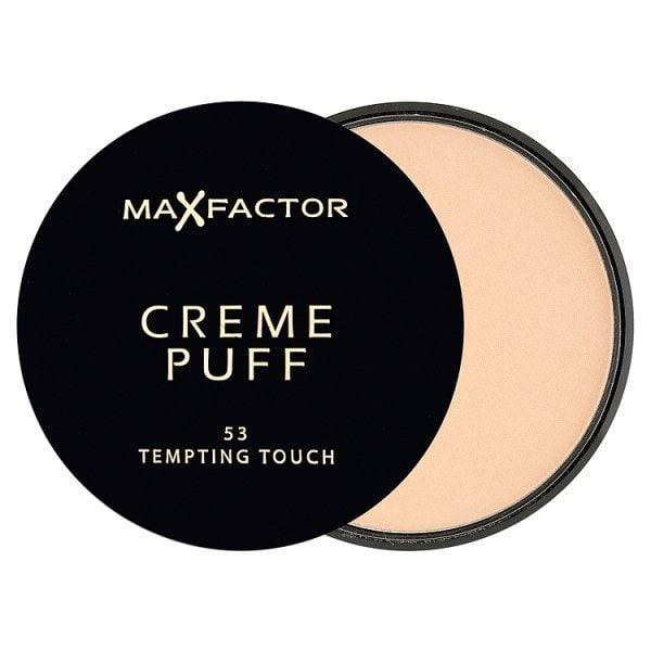 Pudra Max Factor Creme Puff - 53 Tempting Touch, 21g-big
