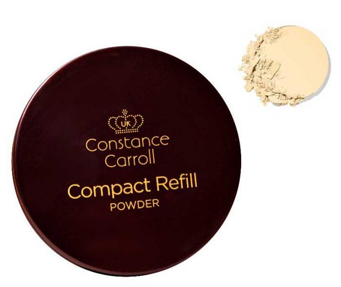 Pudra translucida matifianta Constance Carroll Compact Refill 12gr-big
