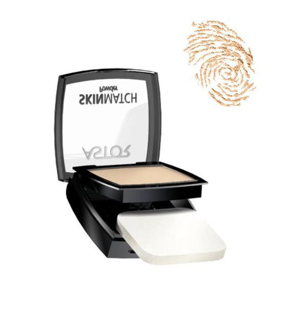 Pudra Astor Skin Match Compact Cream - 100 Ivory-big