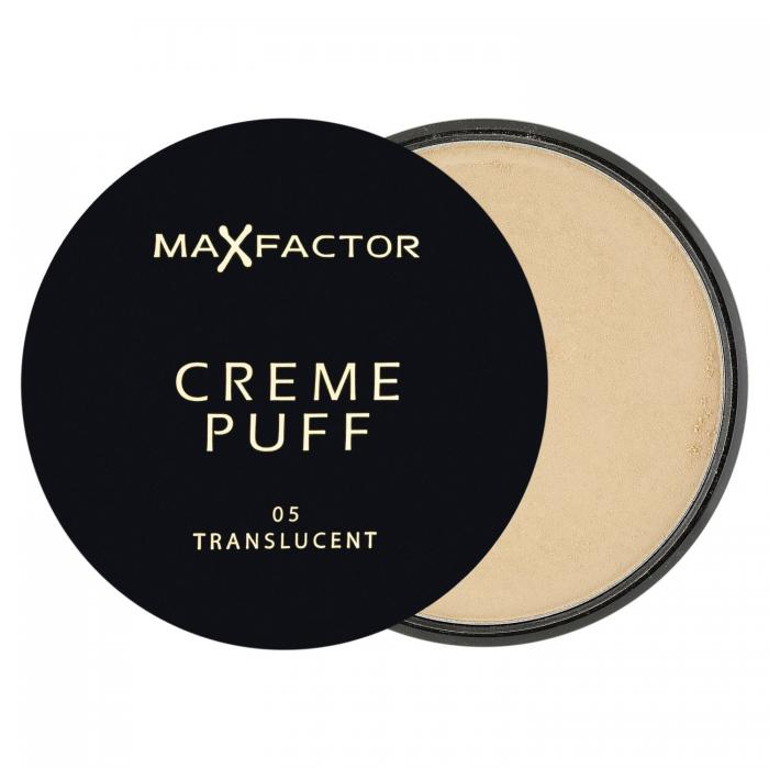 Pudra Max Factor Creme Puff Compact - 05 Translucent-big