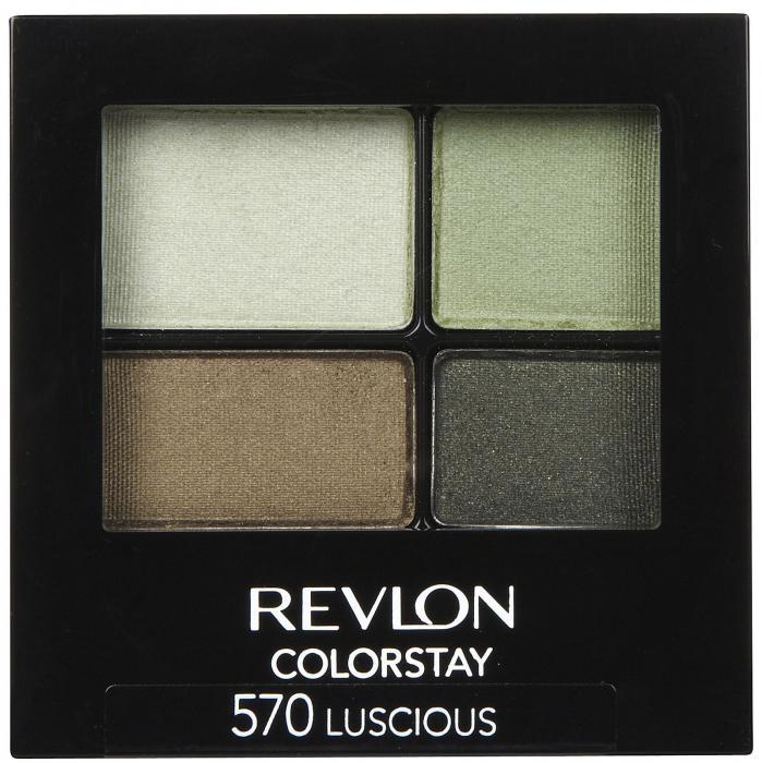 Fard Revlon ColorStay Quatro 16 Hr - 570 Luscious-big