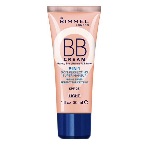 BB Cream 9 in 1 Rimmel Skin Perfecting - 001 Light, 30 ml-big