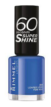 Lac de unghii Rimmel 60 Second Super Shine - 810 Loafer Love -big