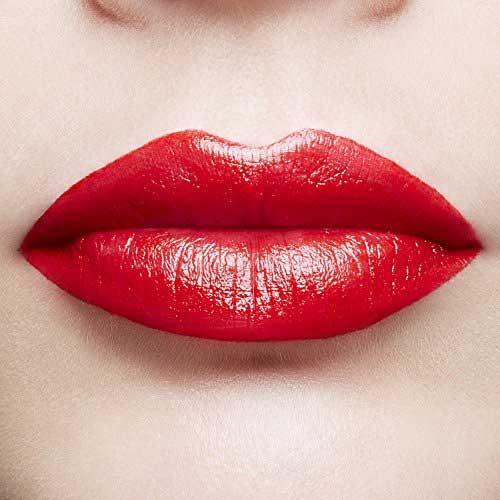 Set Buze L'Oreal Paris Color Riche Lip Kit: Ruj 297 Red Passion si Creion de Buze 377 Perfect Red-big