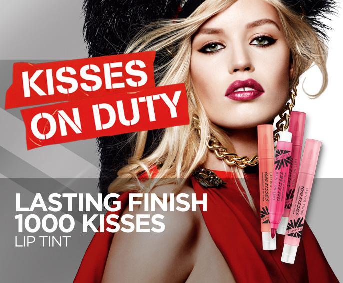 Ruj Carioca Rimmel Lasting Finish 1000 Kisses - 120 Timeless-big