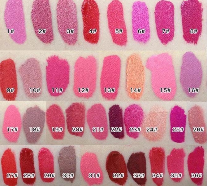 Ruj Mat Semipermanent MeNow - 21 Fashionable Pink-big