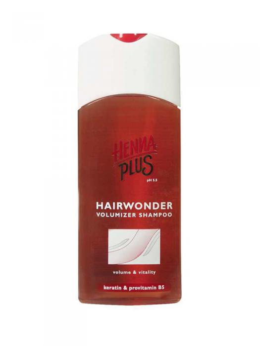 Sampon HennaPlus pentru Volum - 200 ml-big
