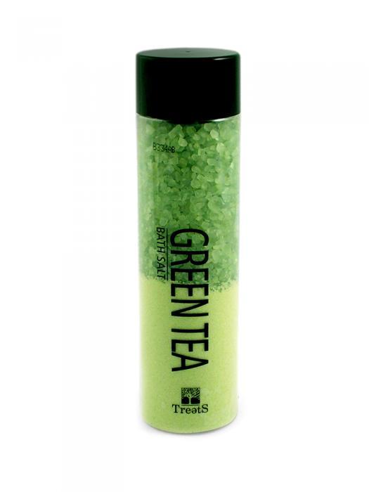 Sare de Baie TREETS cu Ceai Verde - 400 gr-big