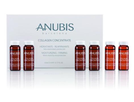 Ser Regenerant ANUBIS Collagen Concentrate - 6X5 ml-big