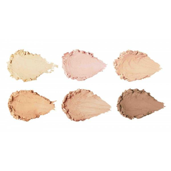 Paleta conturare Makeup Cream Contour Kit Light, 12g-big