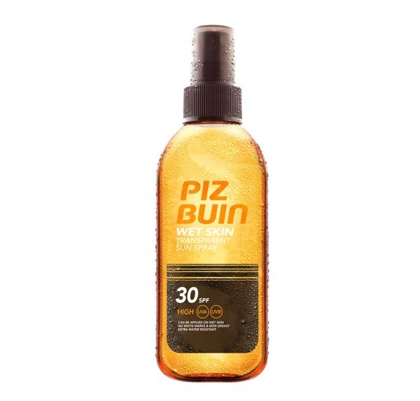 Spray Protectie Solara PIZ BUIN Wet Skin 150 ml cu SPF 30-big