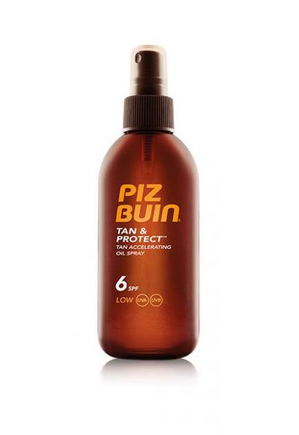 Spray Intesificator Piz Buin Tan Intensifying Tan & Protect cu SPF 6, 150 ml-big