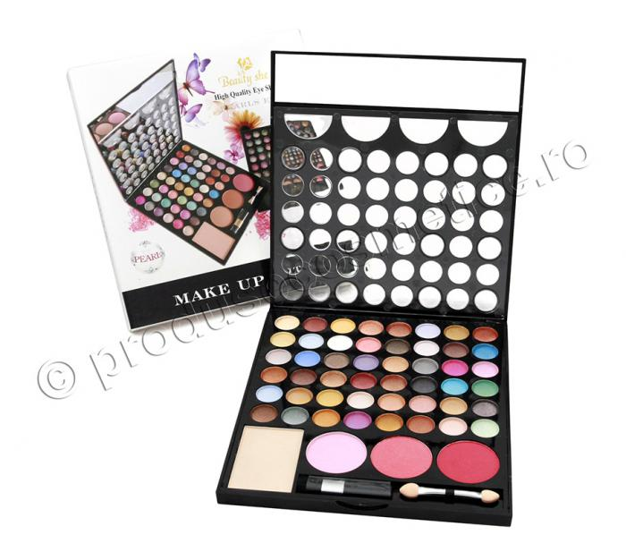 Trusa Profesionala de Farduri Make Up Kit Pearls Eyes 03-big