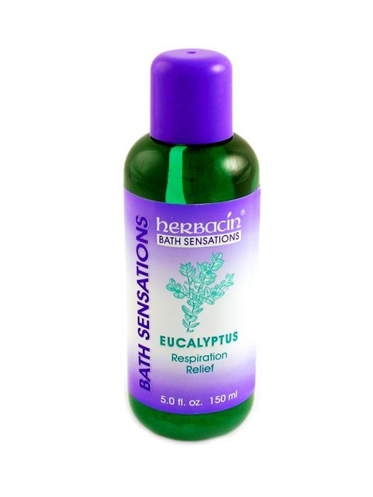 Ulei De Baie Herbacin Cu Eucalipt - 150 ml-big