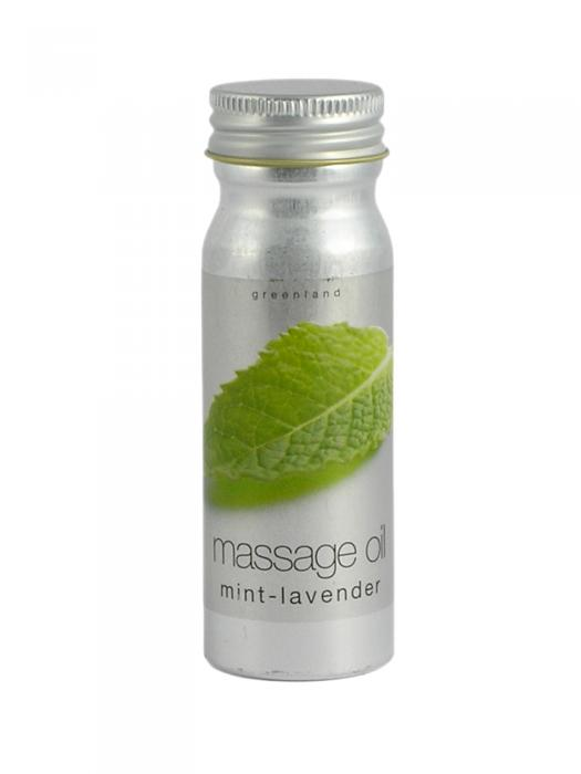 Ulei de Masaj Greenland cu Menta si Levantica - 120 ml-big