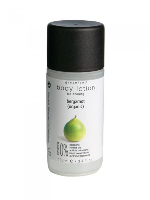 Lotiune de Corp Greenland cu Bergamota - 100 ml-big
