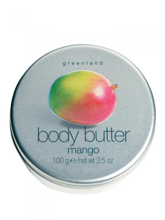Unt de Corp Greenland cu Mango - 100 ml-big