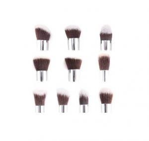 Set de 10 Pensule Profesionale FRAULEIN38 Top Quality Kabuki - Black1