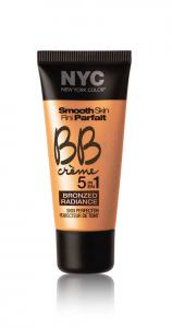 BB Cream NYC Smooth Skin Bronzed Radiance - 004 Light