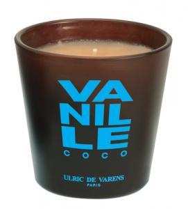 Candela Parfumata Luxury Edition ULRIC DE VARENS - Vanille Coco0