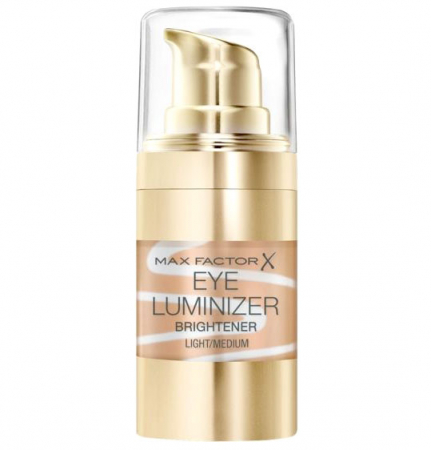Corector Anticearcane Iluminator Max Factor Eye Luminizer Brightener - Light/Medium, 15 ml
