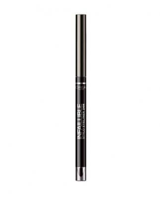 Creion de Ochi Rezistent La Transfer L'OREAL Infallible Stylo Eyeliner 24 Hr - 312 Flawless Grey
