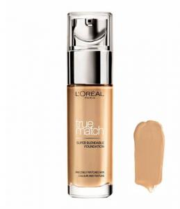 Fond De Ten L'oreal True Match Super Blendable - 6.N Honey, 30 ml