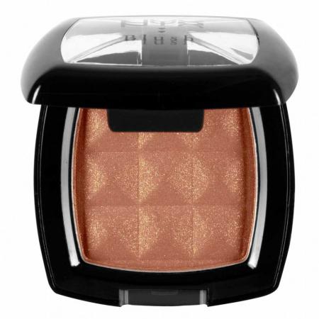 Fard de obraz NYX Professional Powder Blush - Terra Cotta, 4 g