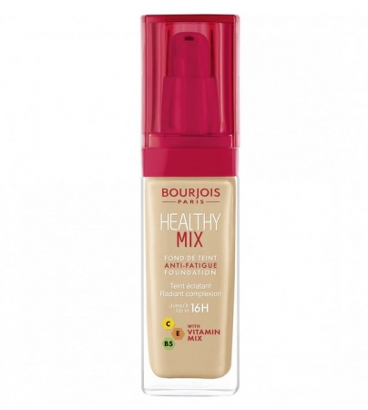 ​Fond de ten BOURJOIS Healthy Mix - 53 Light Beige, 30ml