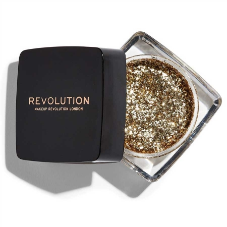 Glitter Gel Makeup Revolution - Glitter Paste, Power Hungry
