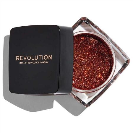 Glitter Gel Makeup Revolution - Glitter Paste, Feels Like Fire