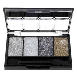 Kit Sclipici cu 4 Glittere Multifunctionale MEIS All Over Glitter - 01 Ice and Gold