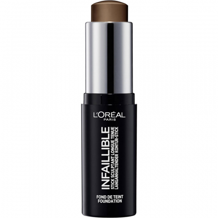 Stick pentru conturare L'Oreal Infaillible Longwear Shaping Stick Foundation 240 Espresso, 9 gr