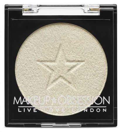 Iluminator OBSESSION Makeup London, Highlight H102 Pearl, 2 gr