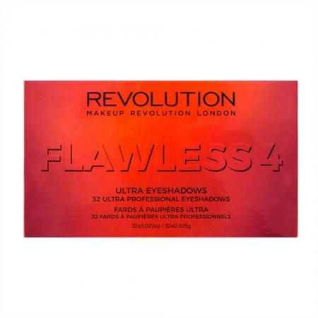 Paleta Profesionala Cu 32 Farduri Makeup Revolution - Flawless 43