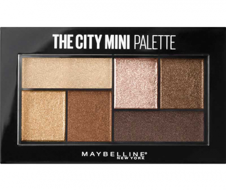 Paleta Farduri Maybelline The City Mini Palette - 400 Rooftop Bronzers