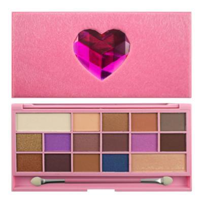 Paleta de Farduri MAKEUP REVOLUTION I Heart Makeup Unicorn Love Palette, 22g0