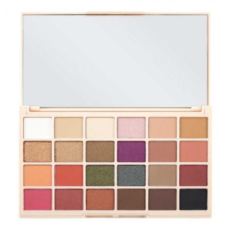 Paleta de farduri Makeup Revolution Soph X Eyeshadow Palette, 24 Nuante6