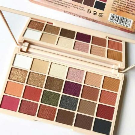 Paleta de farduri Makeup Revolution Soph X Eyeshadow Palette, 24 Nuante9