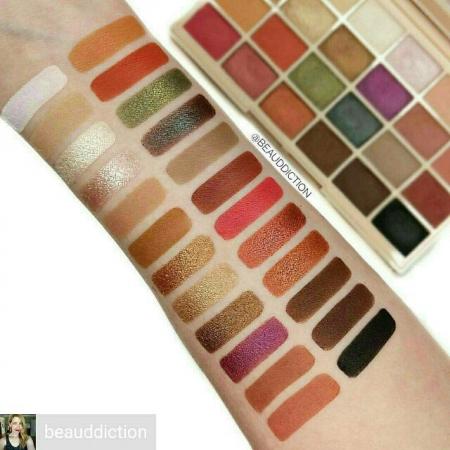 Paleta de farduri Makeup Revolution Soph X Eyeshadow Palette, 24 Nuante1