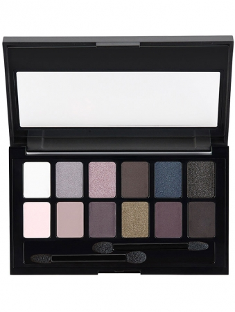 Paleta de farduri Maybelline New York The Rock Nudes, 12 Nuante, 9.6 g3