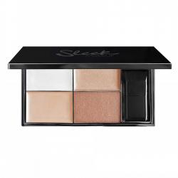 Paleta iluminatoare SLEEK MakeUP HIGHLIGHTING PALETTE - Precious Metals, 9g