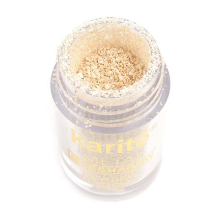 Pigment Machiaj Karite Metal Eyeshadow Powder, 10