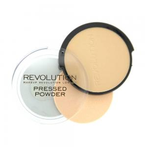 Pudra compacta translucida MAKEUP REVOLUTION Pressed Powder - Translucent, 7.5g