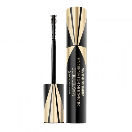 Rimel MAX FACTOR Masterpice Glamour Extensions 3 in 1 Volumising Mascara - Negru, 12 ml